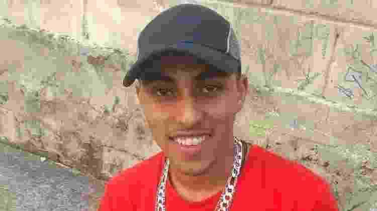 Bruno Grabriel dos Santos, 22 - Reprodução