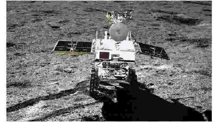 1 - Lado oculto da lua: sonda espacial chinesa Chang'e 4 - CLEP - CLEP