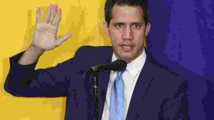 Guaidó afirma que seu tio está desaparecido - Fausto Torrealba/Reuters