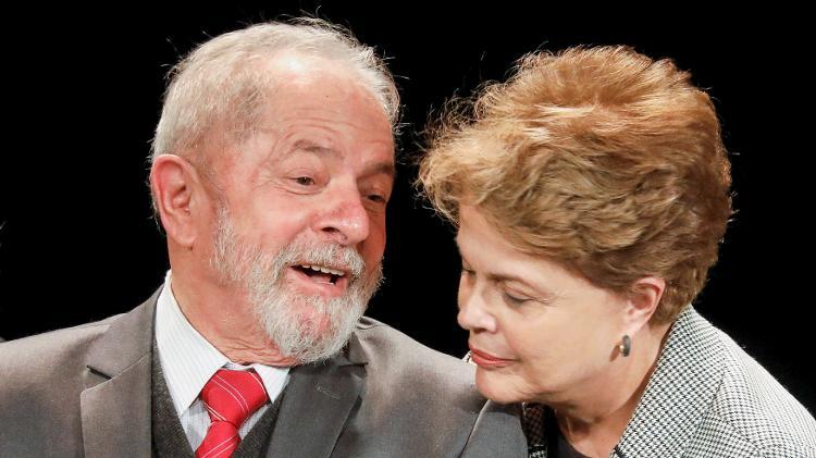 Lula e Dilma - Charles Platiau/Reuters - Charles Platiau/Reuters