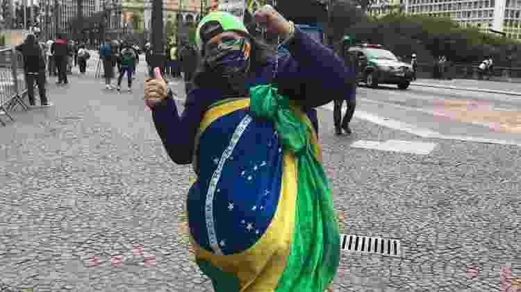 Rosana Lima - Felipe Pereira/UOL - Felipe Pereira/UOL