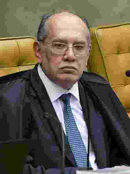 Gilmar Mendes mandou para julgamento presencial na Corte ação que pode obrigar Bolsonaro a seguir a lista tríplice de reitores - Carlos Moura/SCO/STF