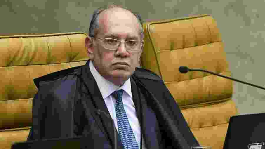 O ministro do STF (Supremo Tribunal Federal) Gilmar Mendes - Carlos Moura/SCO/STF