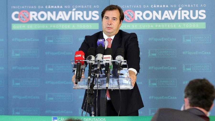 Presidente da Câmara não vai esperar retorno das comissões mistas, suspensas pela pandemia - Michel Jesus/Câmara dos Deputados