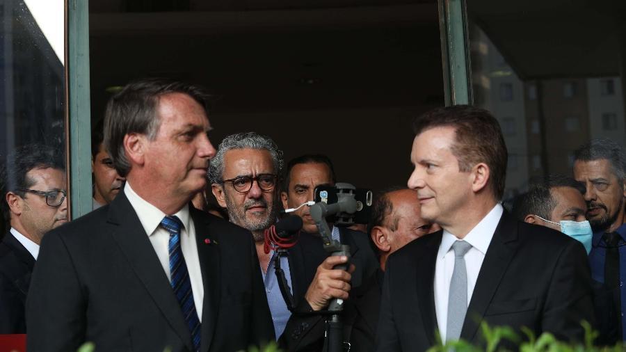 05.out.2020 - Celso Russomanno (Republicanos) é o candidato do presidente Jair Bolsonaro (sem partido) em São Paulo, mas ainda não conseguiu deslanchar nas pesquisas de intenção de voto - RENATO S. CERQUEIRA/FUTURA PRESS/ESTADÃO CONTEÚDO