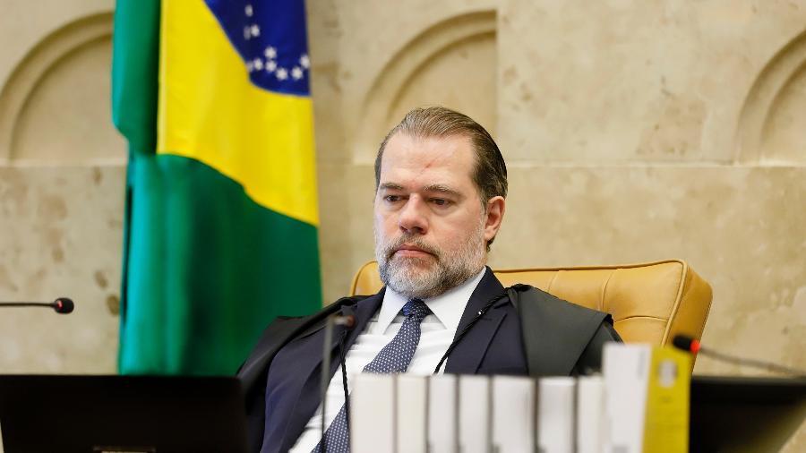 Com maioria formada para manter condenação de Arruda, Toffoli pede vista - Felipe Sampaio/STF