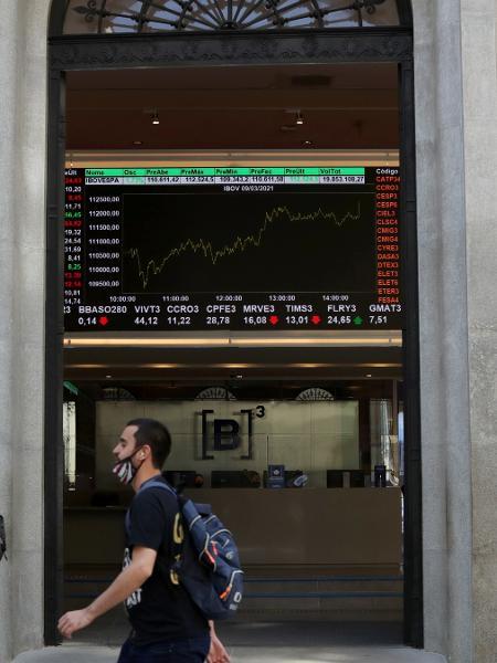 Bolsa de Valores de SP é a primeira no mundo a emitir títulos atrelados a metas sociais - Amanda Perobelli/Reuters
