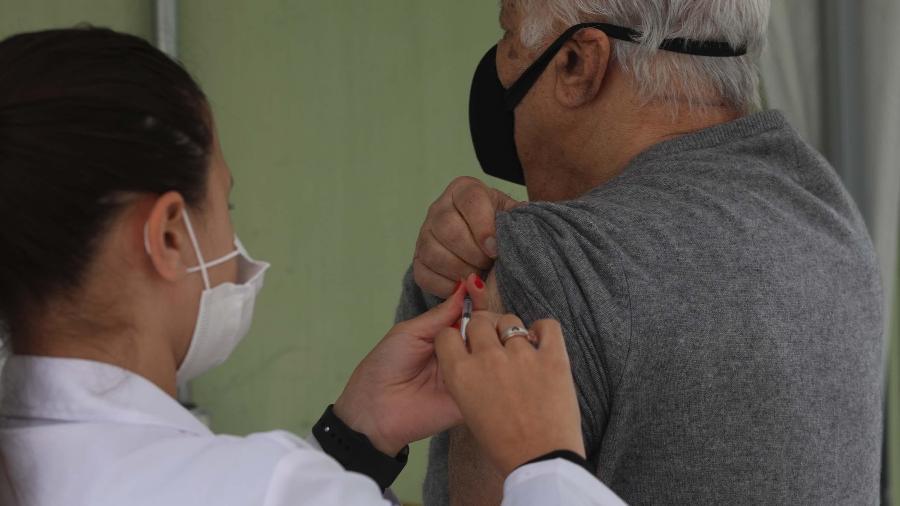 Mais de 86,6 milhões de brasileiros já completaram a vacinação contra a covid-19 - RENATO S. CERQUEIRA/FUTURA PRESS//ESTADÃO CONTEÚDO