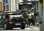 Erros e descaso marcaram a busca por Salah Abdeslam na Bélgica  (Foto: VTM/Reuters)