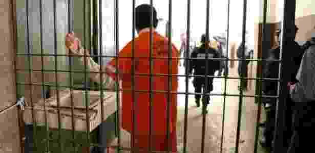 Penitenciária de Apodaca era uma das mais violentas do México; hoje, quase não tem registros de violência - MADHAVI ISHAYA