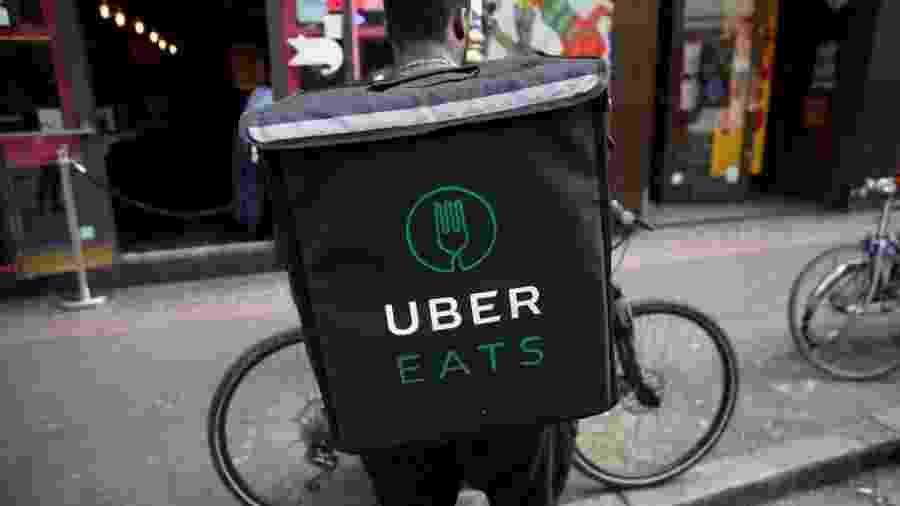 UberEats - Neil Hall/Reuters