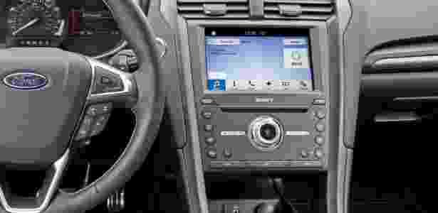 Carro da Ford virá com Amazon Alexa integrado - Divulgação - Divulgação