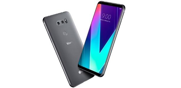 Novo LG V30S ThinQ é o top de linha da marca