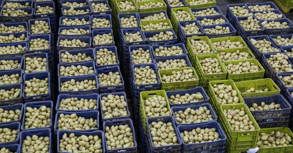 Produtos podem chegar no mesmo dia na fábrica da Nestlé