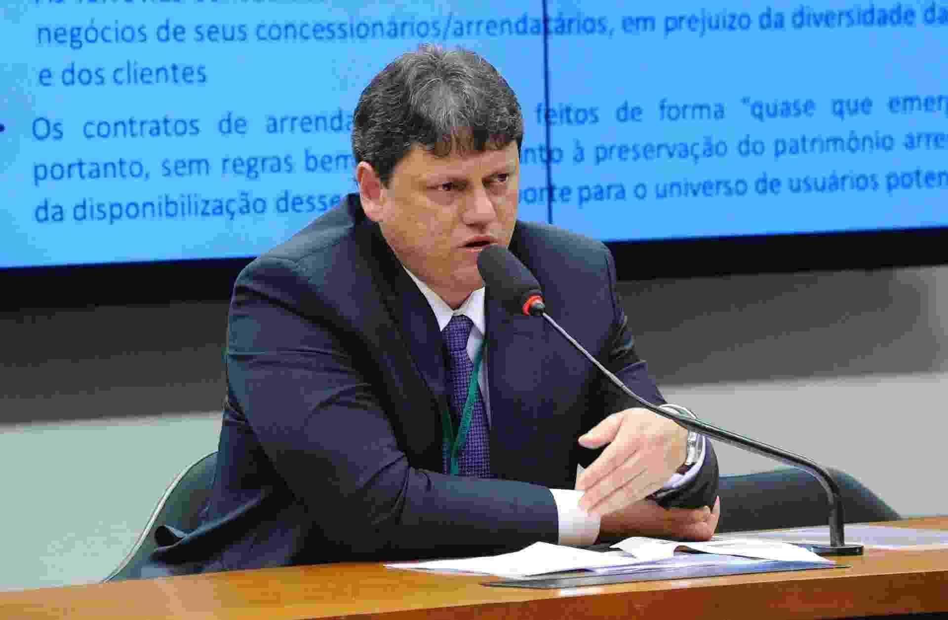 Consultor legislativo Tarcisio Gomes de Freitas - Luis Macedo/Câmara dos Deputados