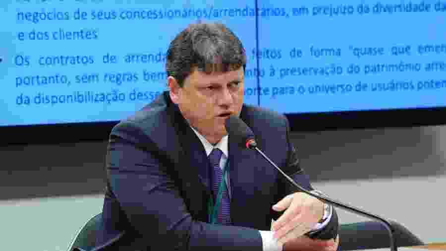 Ministro Tarcísio Gomes de Freitas - Luis Macedo 27.ago.2015/Câmara dos Deputados