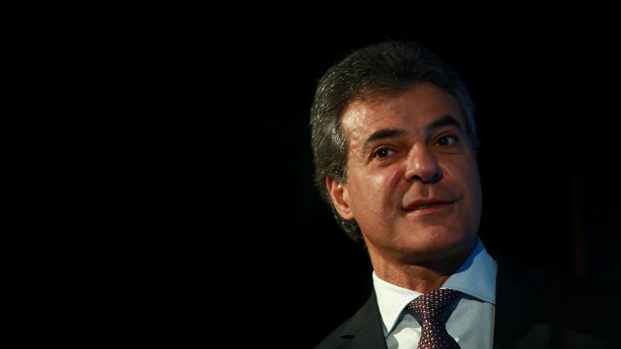 O ex-governador do Paraná Beto Richa (PSDB) foi preso no dia 25 de janeiro de 2019, em um desdobramento da Operação Integração, uma fase da Lava Jato que investigou concessões de rodovias no Paraná - Hélvio Romero/Estadão Conteúdo