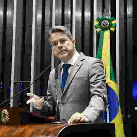 O senador Alessandro Vieira (PPS-SE) - Pedro França/Agência Senado - 7.fev.2019