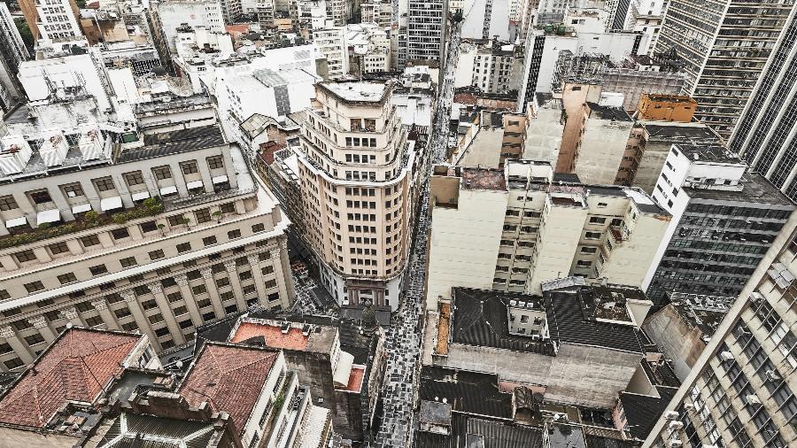 Pandemia derruba lançamentos de novos imóveis em São Paulo - Bruno Fujii/Getty Images/iStockphoto