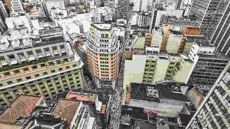 Centro de São Paulo - Bruno Fujii/Getty Images/iStockphoto