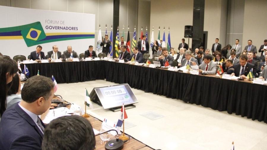 Encontro de governadores com a equipe econômica - Divulgação