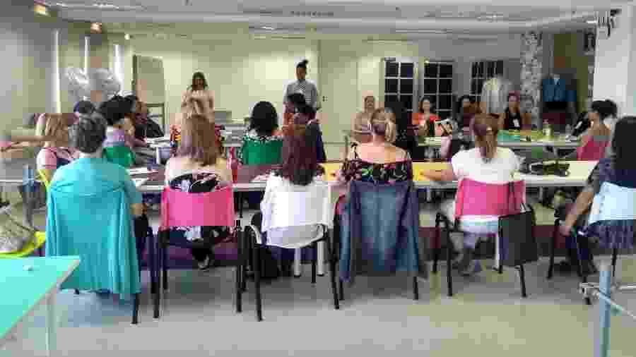 Encontro de mulheres empreendedoras no Programa Mais Mulheres, em São Paulo - Divulgação