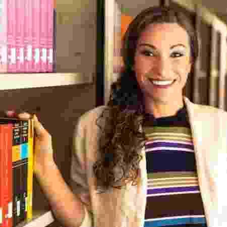 Luma Nogueira, primeira travesti doutora e a lecionar numa universidade federal do Brasil - Unilab/via DW