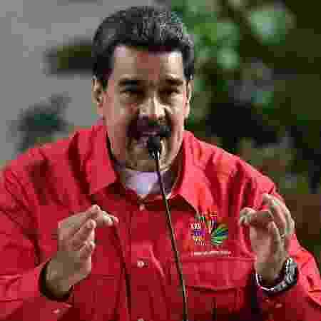 Líder venezuelano, Nicolás Maduro - Federico Parra/AFP