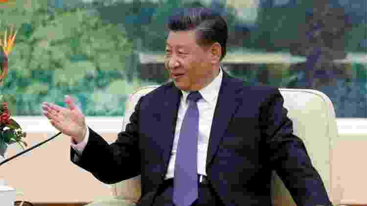 Encontro de Bolsonaro com Xi Jinping é descrito por representantes do mercado, da academia e da diplomacia como tentativa de 'correção entre o discurso eleitoral e o de governo' - Reuters
