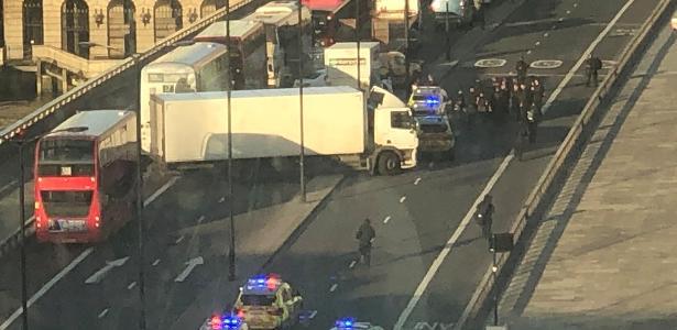 Reino Unido   Polícia detém suspeito de ataque com faca em Londres
