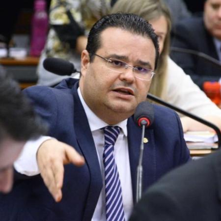 Fábio Trad (PSD-MS) é o relator do projeto para conceder perdão tributário às igrejas - Divulgação