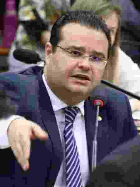 O deputado Fábio Trad (PSD-MS), relator do projeto sobre prisão em segunda instância na Câmara - Divulgação