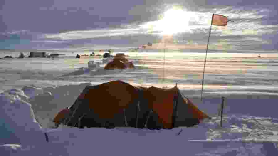 Antártida BBC - BBC