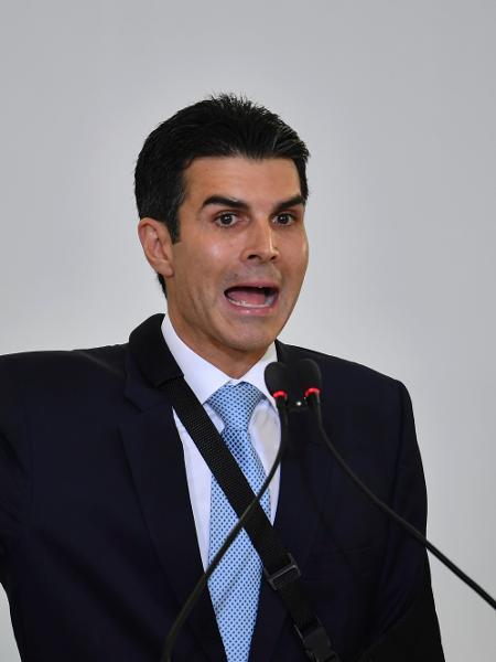 """Governador do Pará criticou alíquota única de ICMS para todo o país, apontando """"diferenças e realidades locais"""" - Mateus Bonomi/AGIF"""