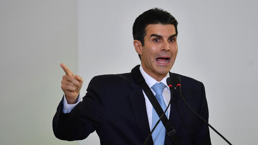 Helder Barbalho teria recebido benefícios da Rede Brasil Amazônia de Comunicação - Mateus Bonomi/AGIF