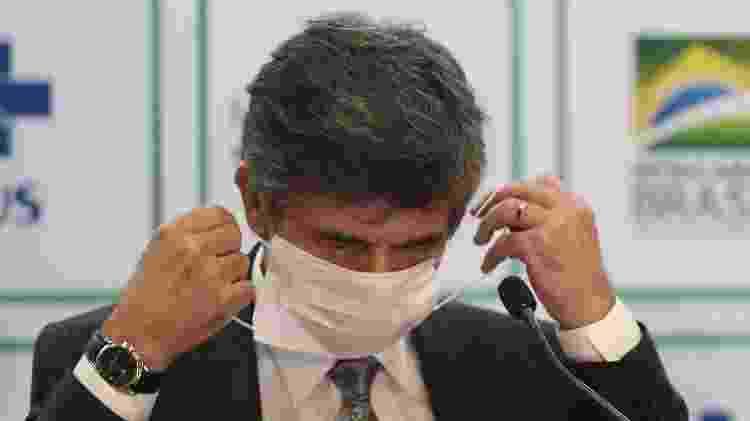 teich máscara - Gabriela Biló/Estadão Conteúdo - Gabriela Biló/Estadão Conteúdo