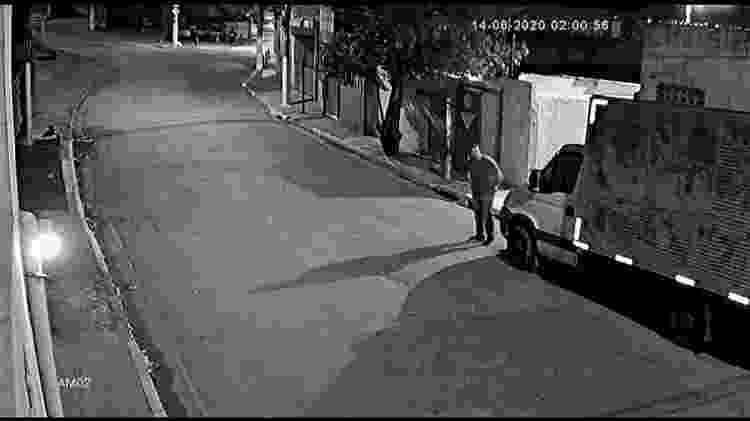 Imagens de câmera de segurança flagram suspeito de matar Guilherme, na zona sul de SP - UOL - UOL