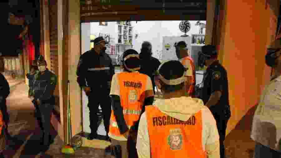 Prefeitura de São Paulo lacra 11 bares por funcionamento além de horário permitido - Divulgação