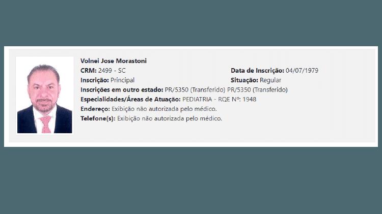 Prefeito Itajaí - Comprova - Comprova