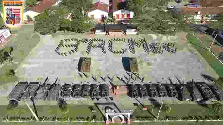 Entrega de blindados Guarani em Porto Alegre - 8º RC MEC E CARDOSO FOTO E VÍDEO - 8º RC MEC E CARDOSO FOTO E VÍDEO