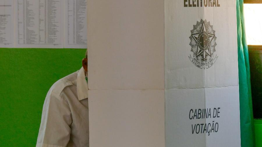 Voto impresso é uma sugestão legislativa e não um projeto de lei - SANDRO PEREIRA/FOTOARENA/FOTOARENA/ESTADÃO CONTEÚDO