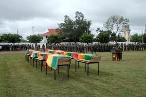 Estado Islâmico reivindica ataque que matou 33 soldados no Mali (Foto: REUTERS)