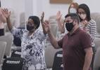 """Culto presencial em igreja de Malafaia pede """"jejum por decisão do STF"""""""