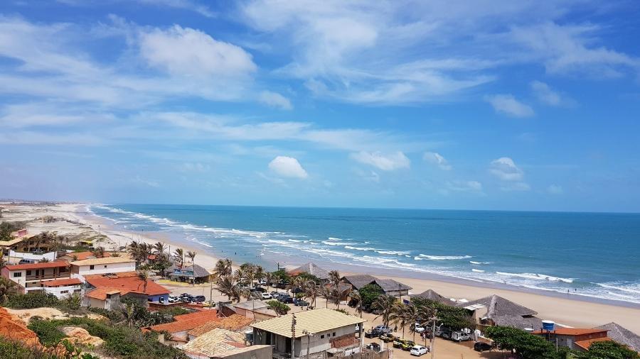 Praia em Beberibe, CE, onde está sendo gravado o programa No Limite - Unsplash