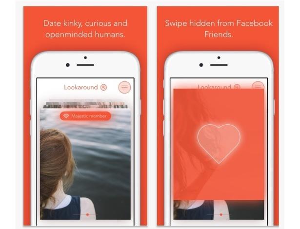 3nder, app semelhante ao Tinder que promove encontros a três - Reprodução