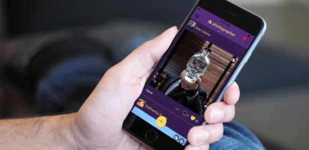 Hello só tem versão para ser acessada por meio de aplicativo para celulares