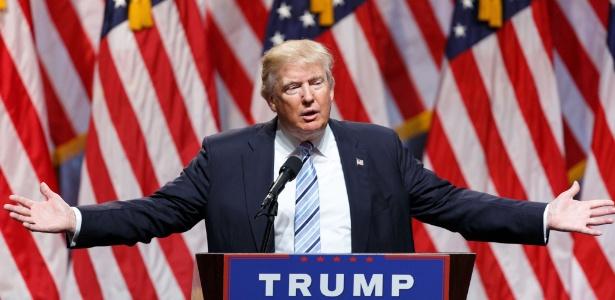 Trump transformará convenção em 'showbiz'