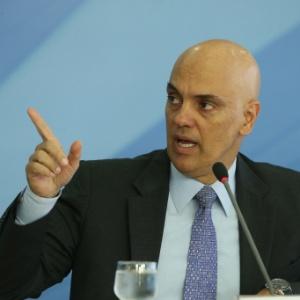 O ministro da Justiça, Alexandre de Moraes, detalhou na sexta-feira (6) o Plano Nacional de Segurança em entrevista coletiva no Palácio do Planalto, em Brasília