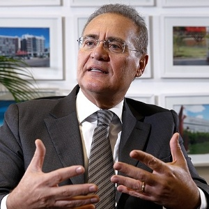 10.jul.2017 - O senador Renan Calheiros (PMDB-AL) - Pedro Ladeira/Folhapress