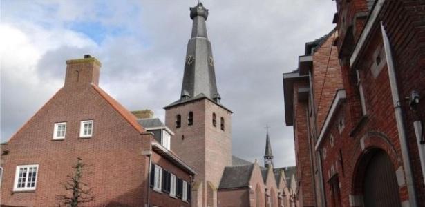 Baarle-Nassau, na Holanda, abriga mais de 20 territórios da Bélgica